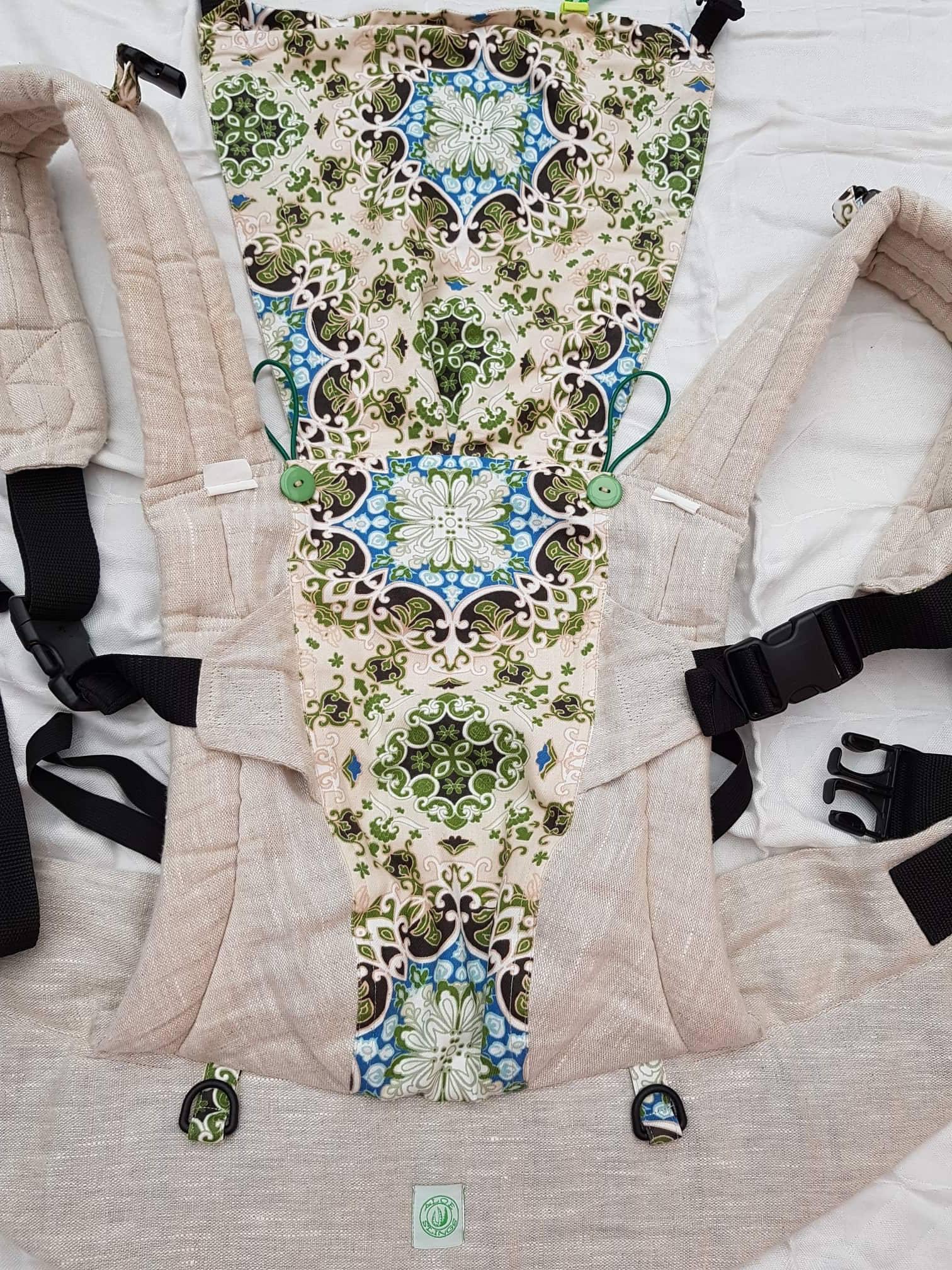 Recenze nosítek a nosícího oblečení