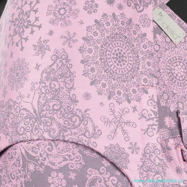 Fidella Fusion Toddler Iced Butterfly – violet + dárek