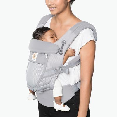 ERGOBABY ADAPT Cool Air Mesh - Deep Blue + dárek