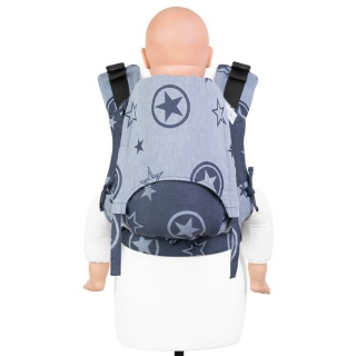 Fidella Fusion – TODDLER SIZE – Outer Space blue 2.0  + dárek