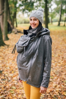 Softshellová bunda Be Lenka - Pebble Grey