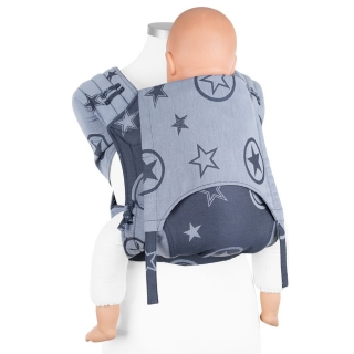 Fidella FlyClick Plus (Toddler) - Outer Space - blue